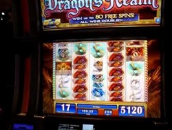 Dragons Realm slot machine